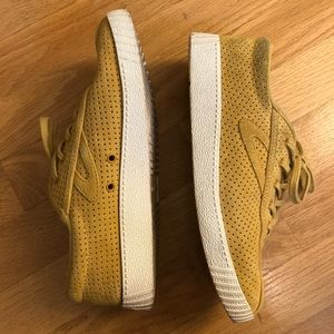 Madewell x Tretorn® suede sneakers